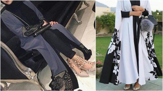 Dubai Latest Abaya Trend (Burqa) Designs – 2018