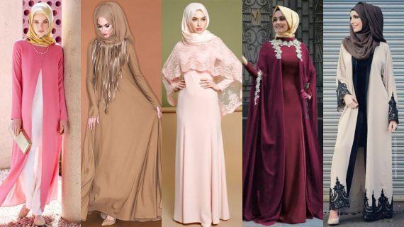 50 Stylish Abaya Design Collections    Latest Stylish Designer Abaya Design For Girls 2018