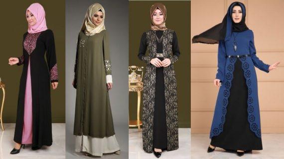 38 Stylish Abaya Design Collections    Latest Stylish Designer Abaya Design Ideas 2018